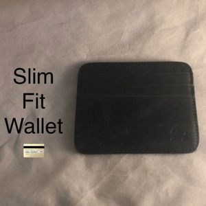 Slim Fit Wallet